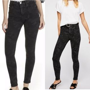 Free People Long and Lean High Waist Jeggings 29